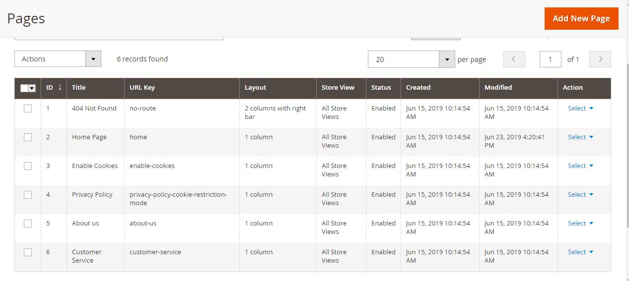 دراج المنتجات على الصفحة الرئيسية Home Page على متجر ماجنتو 2 السعودية