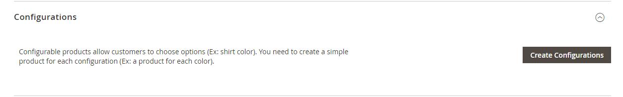إنشاء منتج ذو خيارات متعددة Configurable Product على متجر ماجنتو 2