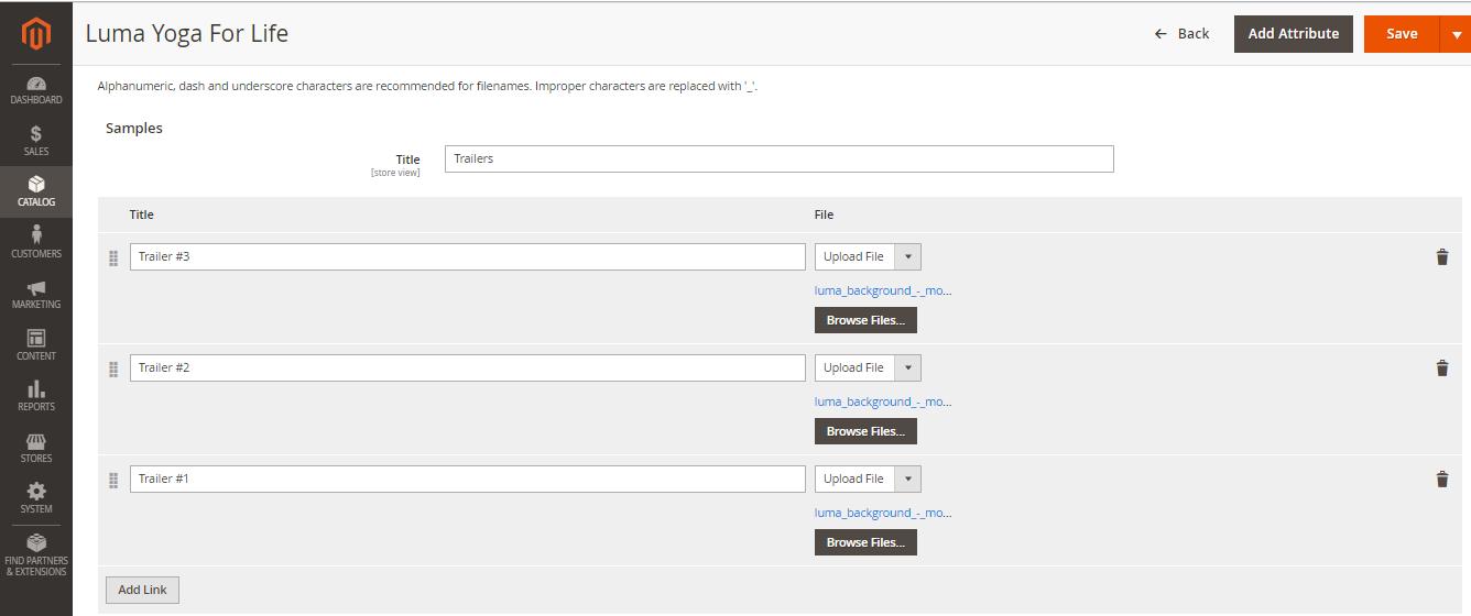 إضافة المنتجات القابلة للتنزيل Downloadable Products على ماجنتو 2 السعودية