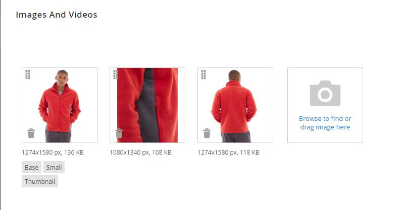 إضافة صور المنتجات على ماجنتو2 السعودية