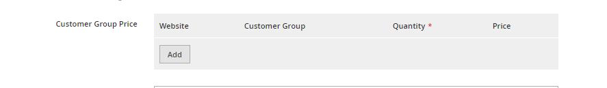 إضافة Group Price لمنتج على متجر ماجنتو 2