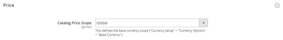 تعيين عملة (Currency) لمتجرك الإلكترونى على ماجنتو 2