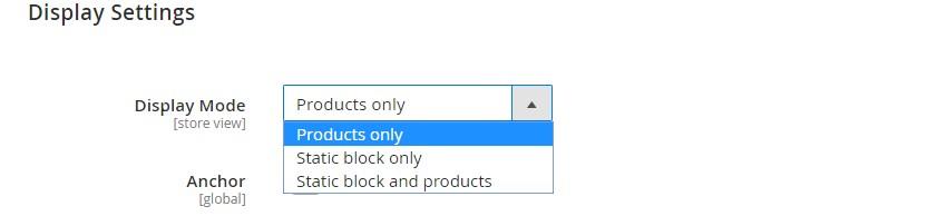 إنشاء فئة جديدة (New Category) داخل متجر ماجنتو 2