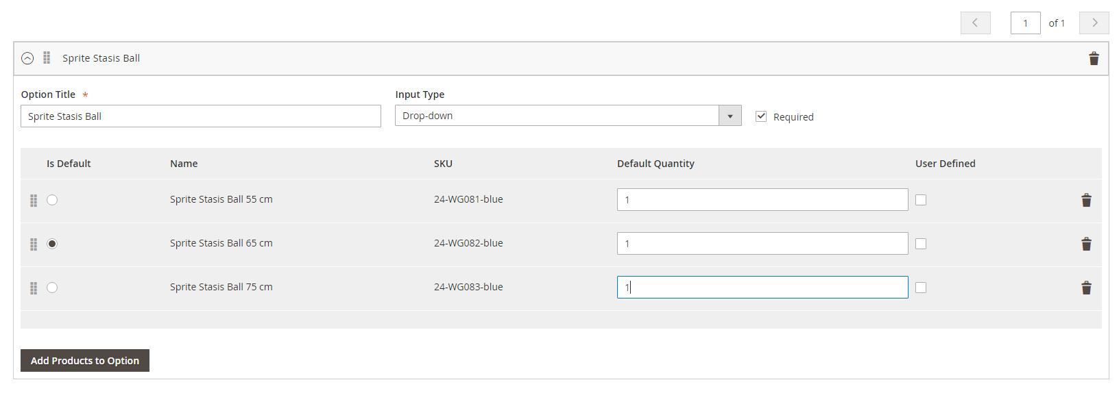 إنشاء حزمة منتجات Bundle Product فى متجر ماجنتو 2