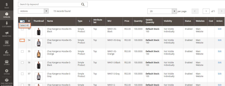 تعيين سعر خاص Special Price للمنتجات فى ماجنتو 2