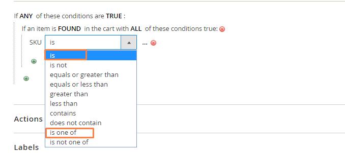 إنشاء قاعدة خصومات بأكواد متعددة Price Rules With Multible SKUs على ماجنتو 2