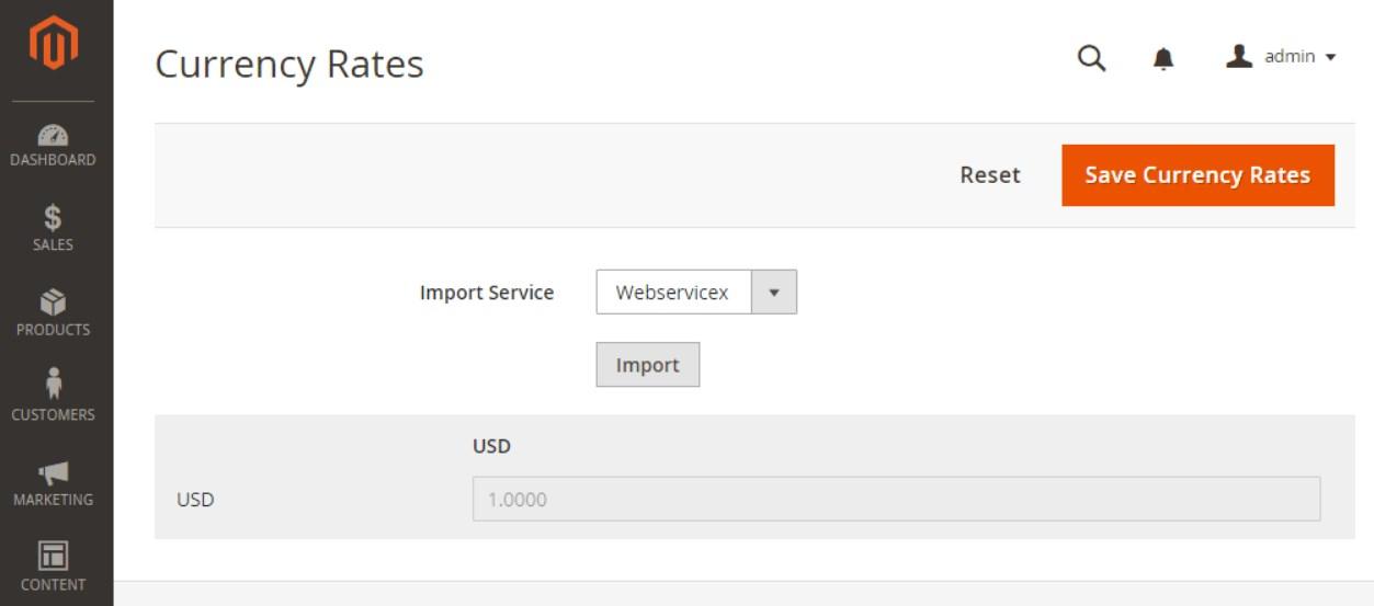 تحديث أسعار العملة Updating Currency Rates فى ماجنتو 2