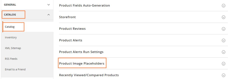 تحميل صور Placeholder على متجر ماجنتو 2