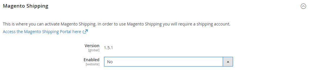 إعداد شحن ماجنتو لمتجرك (Magento Shipping) فى ماجنتو 2