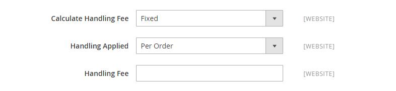 تعيين شركة الشحن UPS لمتجرك على ماجنتو 2