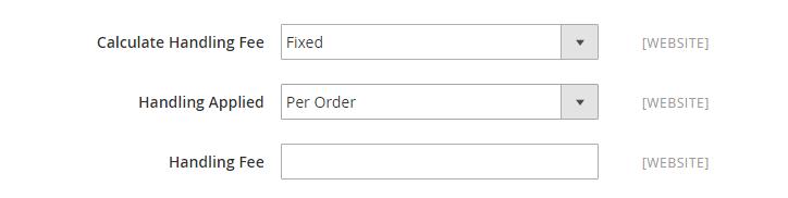 تعيين شركة شحن USPS لمتجرك على ماجنتو 2