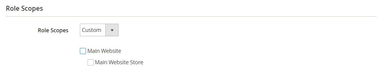 إضافة / تحديد أدوار المستخدمين (User Roles) فى متجر ماجنتو 2