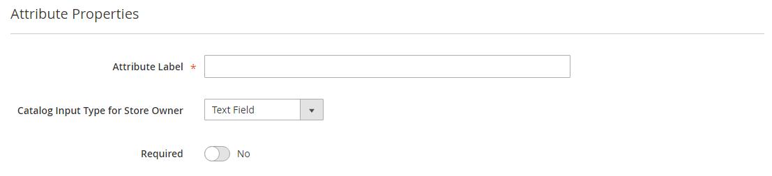 إنشاء سمات المنتج (Creating Attributes) فى ماجنتو 2
