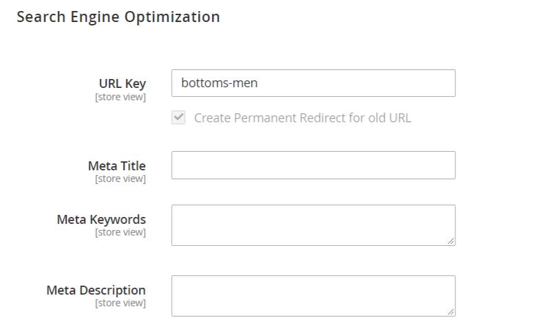 تحسين ترتيب فئات المنتجات فى محركات البحث على ماجنتو 2