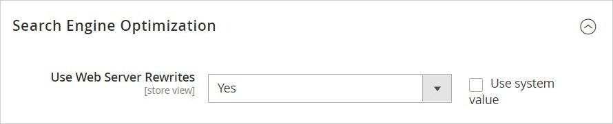 إعادة كتابة عنوان URL Rewrites) URL) فى ماجنتو 2