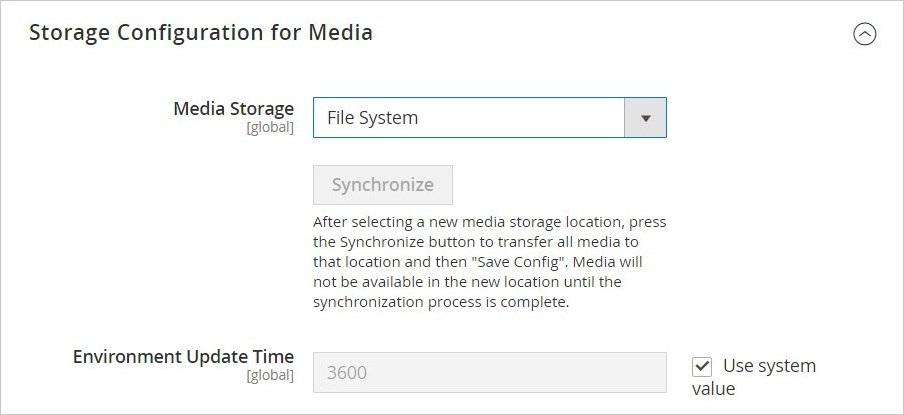 إعدادات تكوين النظام (System Configuration) فى ماجنتو 2