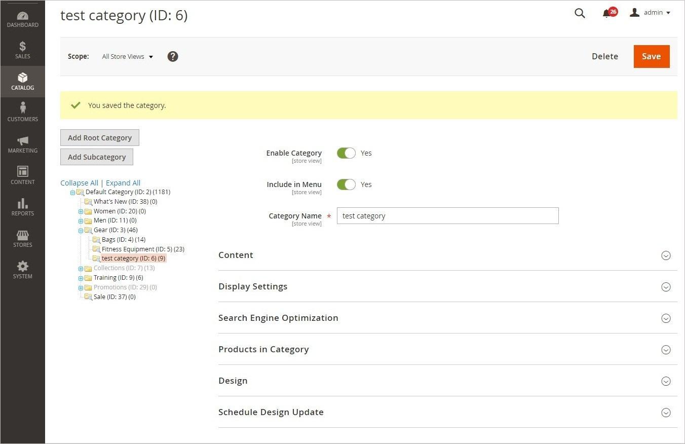 استخدام كتالوج المنتجات المسطح (Flat Catalog) فى ماجنتو 2