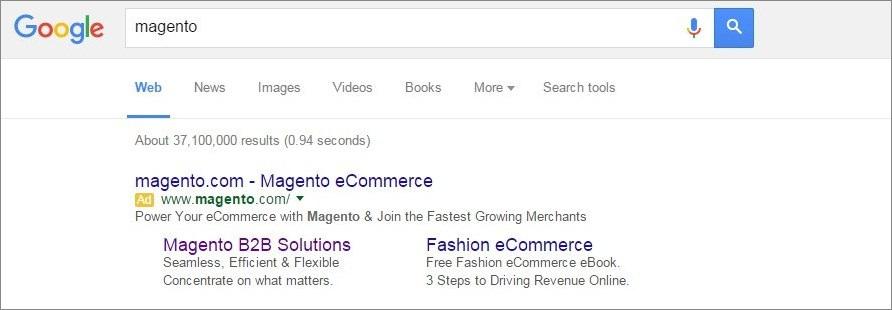 إعداد أداة Google AdWords لمتجرك على ماجنتو 2